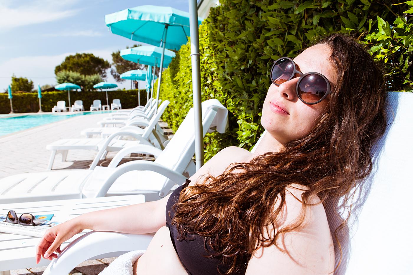 Hotel Residence La Ventola - Piscina e Relax