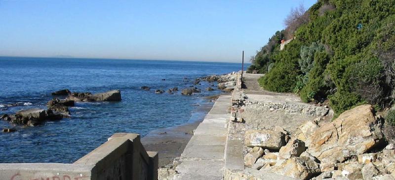 spiaggia della madonnina - Rosignano
